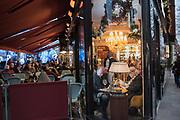 Cafe London. 16 Nov 2018