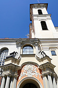 Church in the old town, Vilnius, Lithuania