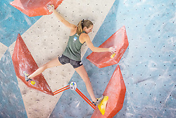 Katja Kadic during training competition of Slovenian National Climbing team before new season, on June 30, 2020 in Koper / Capodistria, Slovenia. Photo by Vid Ponikvar / Sportida