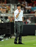Fotball<br /> Tyskland v Armenia<br /> 06.06.2014<br /> Foto: Witters/Digitalsport<br /> NORWAY ONLY<br /> <br /> Bundestrainer Joachim Löw (Deutschland)<br /> Fussball, Testspiel, Deutschland - Armenien 6:1