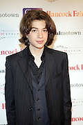 """Micah Jesse at """" The Ultimate Prom"""" presented by Universal Motown and Mypromstyle.com held at Pier 60 at Chelsea Piers in New York City."""