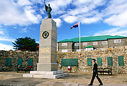 1982 Liberation Memorial, Port Stanley, Falkland Islands