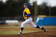 Raritan Valley Community College Baseball vs Gloucester County College - 2012 March 01