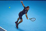 12-11-2019. Nitto ATP Finals Tennis 121119