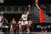2017 Miami Hurricanes Women's Basketball vs Texas Tech