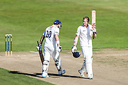 Northamptonshire County Cricket Club v Sussex County Cricket Club 260914