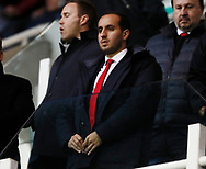 Chairman Prince Musa'ad during the FA Cup match at the Madejski Stadium, Reading. Picture date: 3rd March 2020. Picture credit should read: Simon Bellis/Sportimage