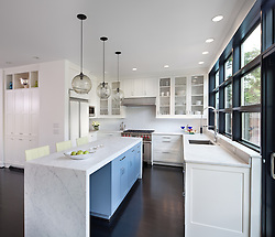3819 Garfield Street, NW Washington, DC House architect design build Anthony Wilder Kitchen
