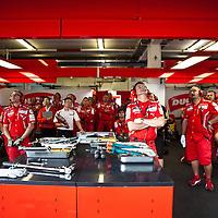 2011 MotoGP World Championship, Round 3, Estoril, Portugal, 1 May 2011, Ducati