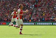 Arsenal v Manchester City 100814