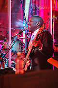 Nathan East is a jazz, R&B and rock bass player and vocalist extraordinaire. With more than 2,000 recordings under his belt, East is considered one of the most recorded bass players in the history of music