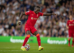 LEEDS, ENGLAND - Sunday, September 12, 2021: Liverpool's Sadio Mané during the FA Premier League match between Leeds United FC and Liverpool FC at Elland Road. Liverpool won 3-0. (Pic by David Rawcliffe/Propaganda)