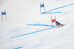 Roberta Melesi (ITA) during the Ladies' Giant Slalom at 57th Golden Fox event at Audi FIS Ski World Cup 2020/21, on January 17, 2021 in Podkoren, Kranjska Gora, Slovenia. Photo by Vid Ponikvar / Sportida