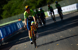 Luka Pibernik of Team Slovenia during Practice session at UCI Road World Championship 2020, on September 25, 2020 in Imola, Italy. Photo by Vid Ponikvar / Sportida