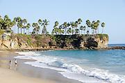 Crescent Bay Laguna Beach California