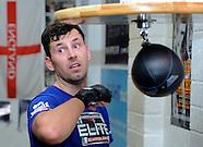 Darren Barker Workout 300913
