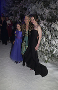 """Georgie Henley,Annie Lennox and Anna Popplewell. Royal Film Performance and World Premiere of """"The Chronicles Of Narnia"""" at the Royal Albert Hall. London and after-party in Kensington Gardens. 7 December  2005.ONE TIME USE ONLY - DO NOT ARCHIVE  © Copyright Photograph by Dafydd Jones 66 Stockwell Park Rd. London SW9 0DA Tel 020 7733 0108 www.dafjones.com"""