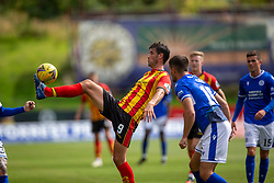 31JUL21 Partick Thistle's Brian Graham. Partick Thistle 3 v 2 Queen of the South. First Scottish Championship game of the season.