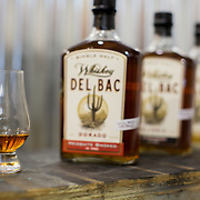 Tucson, AZ -- 09/28/2017<br /> <br /> Hamilton Distillers, makers of Whiskey Del Bac, is the first craft distillery in Southern Arizona since prohibition. The company produces three distinct single malt whiskeys, including Whiskey Del Bac Dorado which is malted over mesquite.<br /> <br /> The distillery offers tours and tastings on Saturdays at 3 p.m<br /> <br /> Photography by Jill Richards