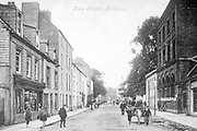 A picture of New Street Killarney taken circa 1900.<br /> Picture from the macmonagle collection