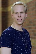 De Cast van NTR/VARA/VPRO op NPO 3 – het langverwachte tweede seizoen te zien van de dramaserie 'A'DAM – E.V.A.' ('Amsterdam en vele anderen') seizoen 2 is bijeen in het Ketelhuis, Amsterdam voor een persviewing.<br /> <br /> Op de foto:  Rick Paul van Mulligen