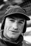 6th April 2021. Plymouth . UK. The 'Powerplay' MOD70 racing team crewman John Hamilton.<br /> Credit - Lloyd Images