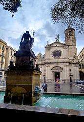 Basilica de la Mercè, Plaça de la Mercè, Barcelona, Catalonia, Spain<br /> <br /> (c) Andrew Wilson | Edinburgh Elite media