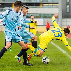 20150418: SLO, Football - Prva liga Telekom Slovenije 2014/15, NK Domzale vs ND Gorica