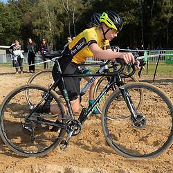 Heerde (NED): CYCLOCROSS: October 9th<br /> Mayke Blok