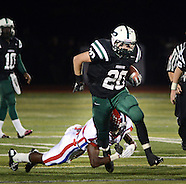 Neshaminy @ Pennridge football