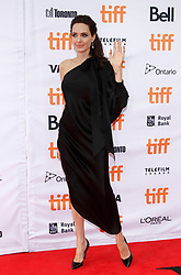 """September 11, 2017 Toronto, Canada Loung Ung """"First They Killed My Father"""" premiere at the 2017 Toronto International Film Festival held at the Princess of Wales Theatre © JPA / AFF-USA.COM. 11 Sep 2017 Pictured: Angelina Jolie. Photo credit: JPA/AFF-USA.com / MEGA TheMegaAgency.com +1 888 505 6342"""