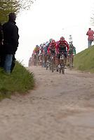 Sykkel<br /> Foto: Dppi/Digitalsport<br /> NORWAY ONLY<br /> <br /> UCI PRO TOUR<br /> PARIS - ROUBAIX 2005 - FRANCE -  10/04/2005 <br /> <br /> ILLUSTRASJON BROSTEIN