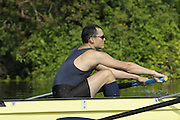 Henley, Great Britain. Four Score and Four RC USA   during a heat of the Thames Challenge  Sculls.  Thursday 02/07/2009 at Henley Royal Regatta [Mandatory Credit. Peter Spurrier/Intersport Images] . HRR.