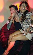 Tommy Lee & new girlfriend Mayte.MTV 20th Birthday Bash (backstage).Hammerstein Ballroom.New York, NY.August 01, 2001.Photo by Celebrityvibe.com..