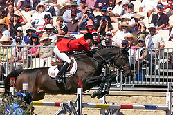 Hough Lauren, USA, Clasiko<br /> Olympic Games Sydney 2000<br /> © Hippo Foto - Dirk Caremans<br /> 27/10/2000