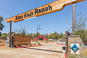Aliso Viejo Ranch Entrance