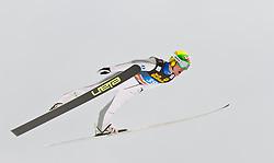 30.12.2011, Schattenbergschanze / Erdinger Arena, GER, Vierschanzentournee, FIS Weldcup, Probedurchgang, Ski Springen, im Bild Johan Remen Evensen (NOR) // Johan Remen Evensen of Norway  during the trial round at 60th Four-Hills-Tournament, FIS World Cup in Oberstdorf, Germany on 2011/12/30. EXPA Pictures © 2011, PhotoCredit: EXPA/ P.Rinderer