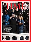 January 20, 2021 (Worldwide): 46th President Of The United States Joe Biden Covers Time Magazine