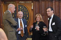 Cocktail Reception for Yale University Athletics Blue Leadership 2009 Honorees. Kiphuth Trophy Room, Payne Whitney Gym on 20 November '09.