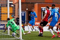 Richie Bennett. Stockport County FC 1-1 Woking FC. Vanarama National League. Edgeley Park. 22.5.21