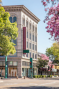 The Historic Chapman Building in Downtown Fullerton