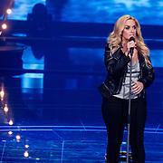 NLD/Hilversum/20180216 - Finale The voice of Holland 2018, Samantha Steenwijk