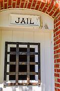 The Jacksonville jail, Jacksonville, Oregon USA