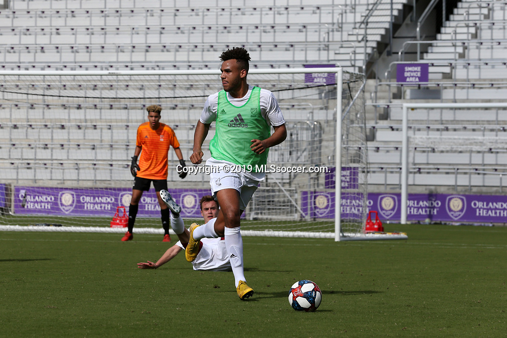 2019 MLS Player Combine. January 7, 2019. Credit: Andy Mead/MLS.