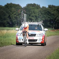 EMMEN (NED wielrennen <br /> Tijdrit Topcompetitie Emmen