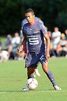 FOOTBALL - FRIENDLY GAMES 2012/2013 - STADE RENNAIS v FC LORIENT - 21/07/2011 - PHOTO PASCAL ALLEE / DPPI - AXEL NGANDO (RENNES)