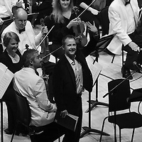 Over 650 singers from nine NYCoS Area Choirs throughout Scotland with the black shirts of the Changed Voice section of NYCoS National Boys Choir, conducted by Christopher Bell and joined by the Orchestra of Scottish Opera perform Tom Cunningham's specially commissioned 'Seven Plantets and a Cosmic Rock ' at The Royal Concert Hall.  Actor Billy Boyd (pictured), patron of the National Boys Choir, narrated this section of the show..Glasgow. Sunday 8th May 2011.Picture Drew Farrell.Tel : 07721-735041..Note to Editors:  This image is free to be used editorially in the promotion of the NYCOS. Without prejudice ALL other licences without prior consent will be deemed a breach of copyright under the 1988. Copyright Design and Patents Act  and will be subject to payment or legal action, where appropriate. For further information please contact Vicky Tibbitt Marketing and Communications Manager 0141-287-2801..