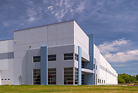 Exterior image of Aberdeen MD warehouse by Jeffrey Sauers of CPI Productions