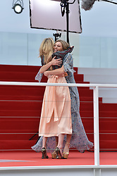 Amber Heard is seen filming at the L'Oreal stage at the Cannes Film Festival 2019. 17 May 2019 Pictured: Amber Heard. Photo credit: Neil Warner/MEGA TheMegaAgency.com +1 888 505 6342