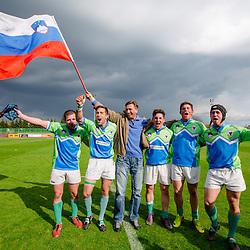 20140412: SLO, Rugbi - European Nations Cup, Slovenia vs Bulgaria